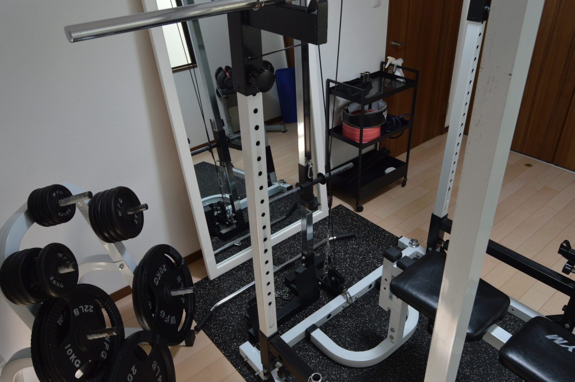 SBジム 武蔵小杉 トレーニング機器